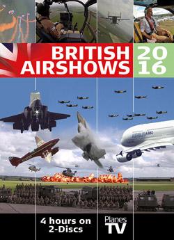 British Airshows 2016 - PlanesTV.com
