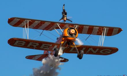 AIRSHOW NEWS: Exhilarating entertainment at the Duxford Air Festival on May Bank Holiday weekend