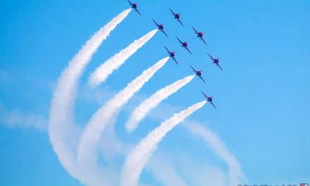 AIRSHOW NEWS: Red Arrows confirmed for both days of Wales National Airshow