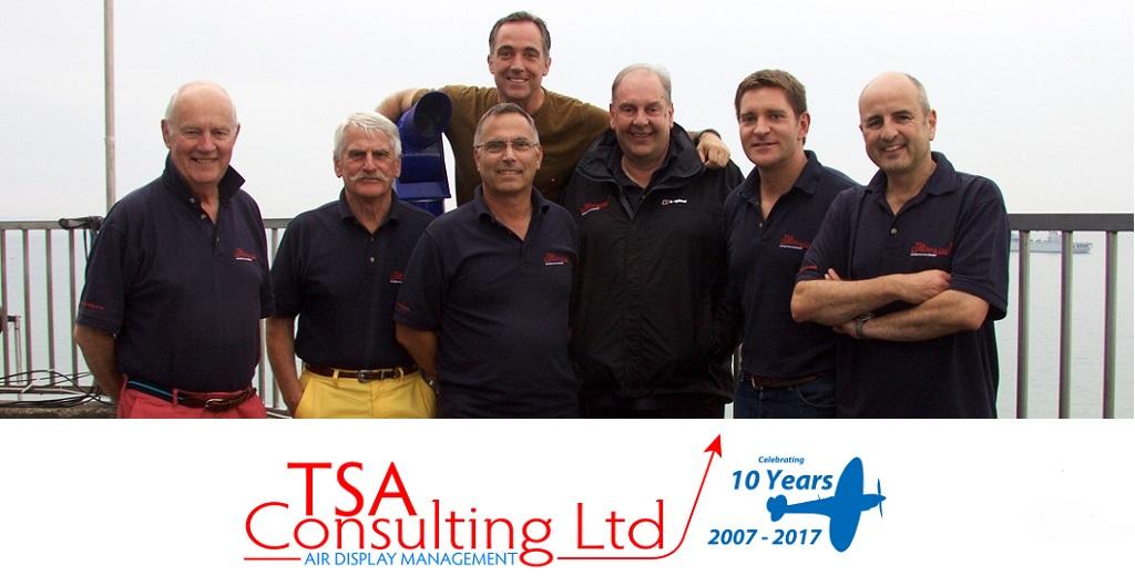AIRSHOW NEWS: 10 Years of TSA Consulting Ltd