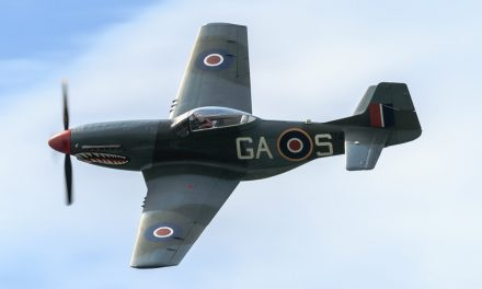 AIRSHOW NEWS: P-51D 'The Shark', Rod Dean and Saffron Ales join Old Buckenham Airshow line-up