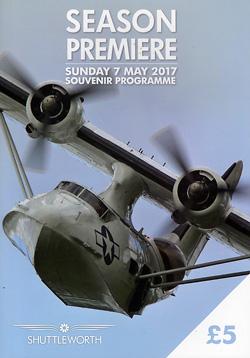 Shuttleworth Collection Season Premiere Airshow, Old Warden