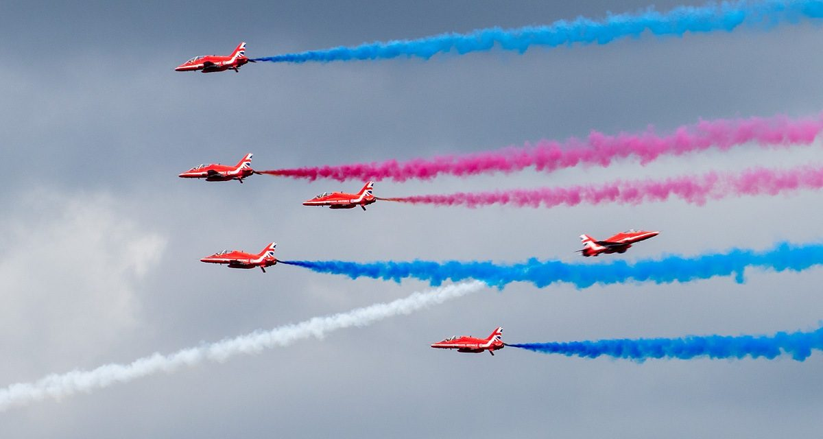 AIRSHOW NEWS: Could Air Displays return to the Causeway Coast in Northern Ireland?