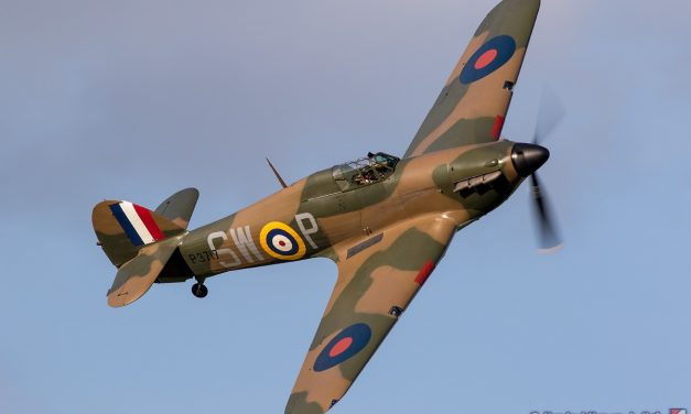 AIRSHOW NEWS: Wings & Wheels Announces Final Air Display Line-up