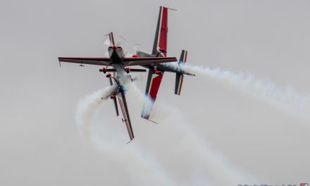 AIRSHOW NEWS: Royal Jordanian Falcons European Display Dates 2018