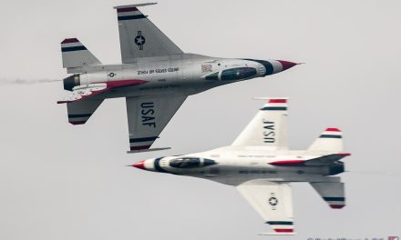 AIRSHOW NEWS: USAF Thunderbirds Display Dates 2021