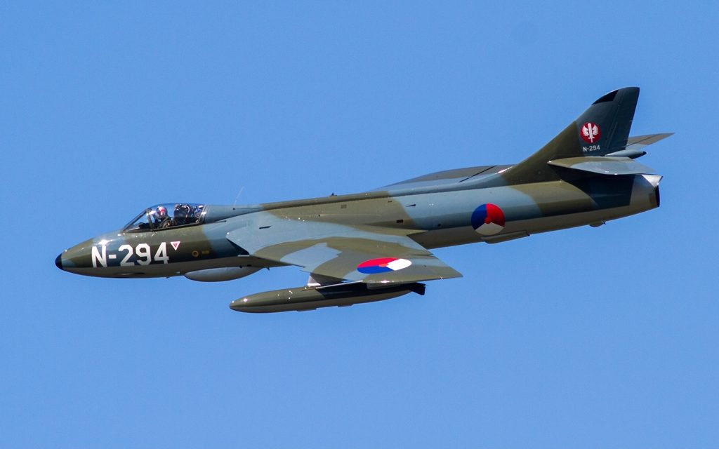AIRSHOW NEWS: Dutch Hawker Hunter Foundation prepares for flight operations