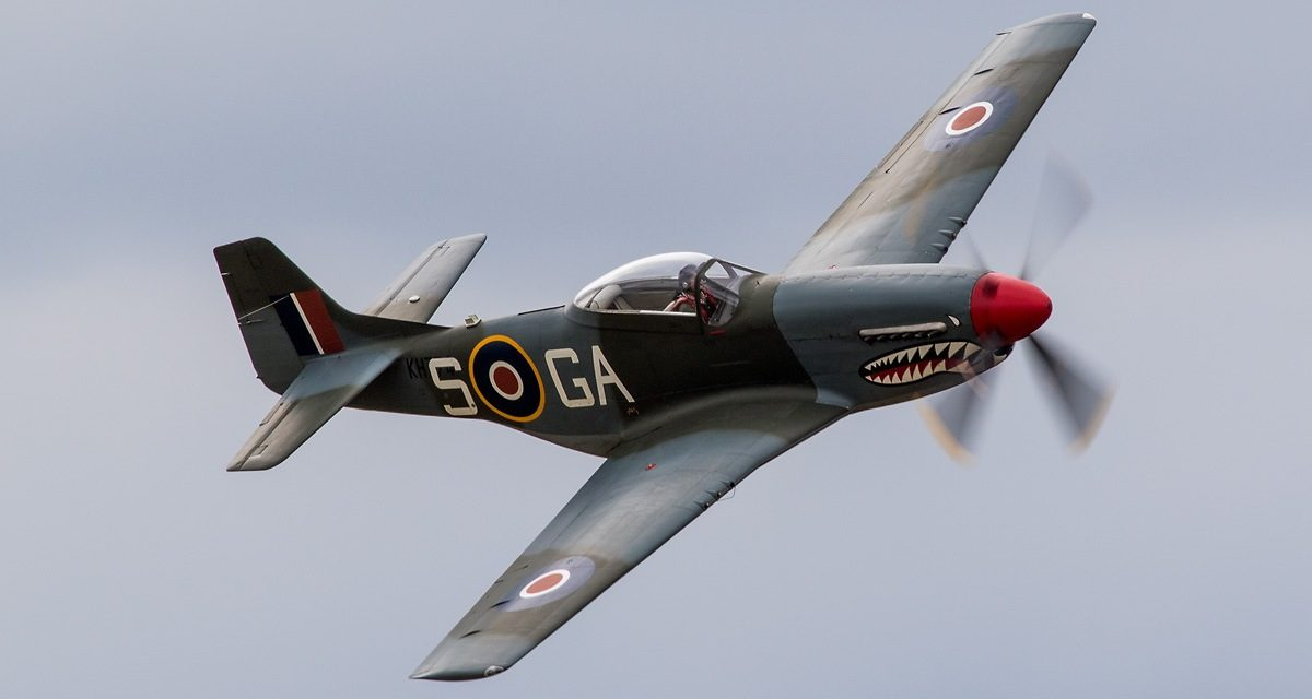 AIRSHOW NEWS: A Legendary Warbird, An aerobatic icon, a scale model and Norfolk's Best Ice Cream; all at Old Buckenham Airshow