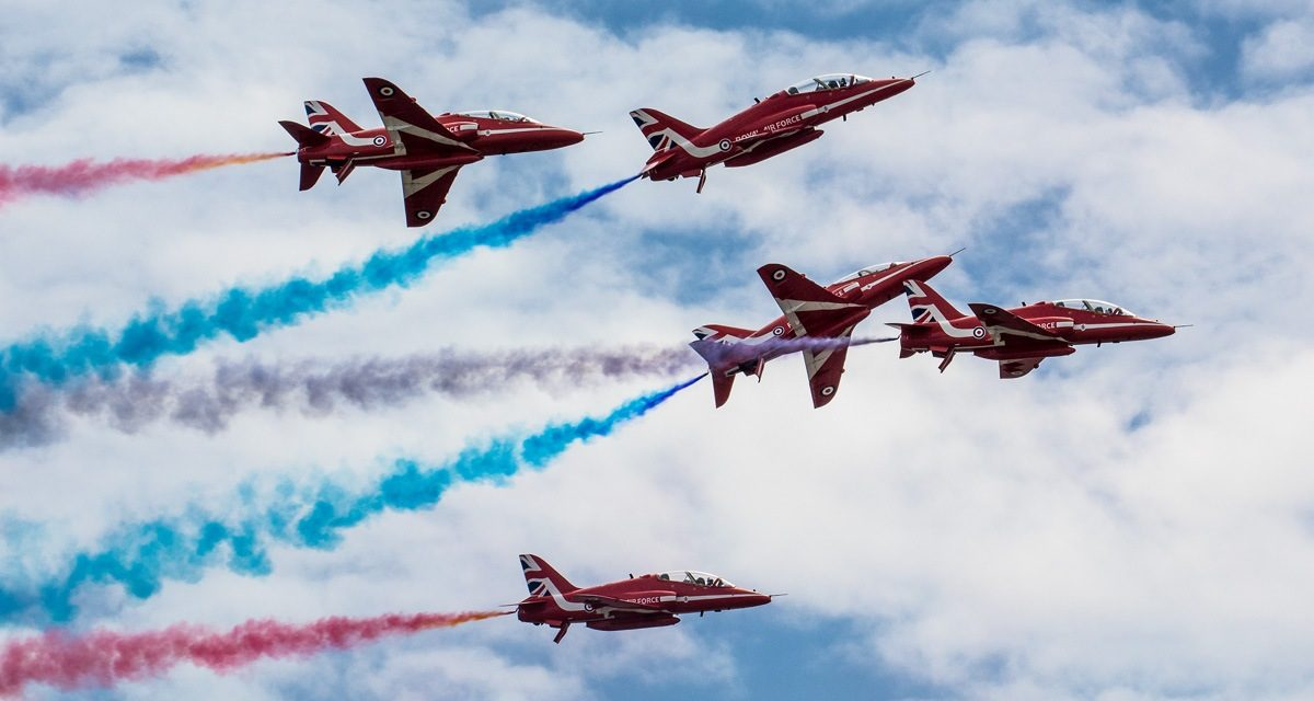 AIRSHOW NEWS: National Museums of Scotland will not host 'Scotland's National Airshow' in 2021
