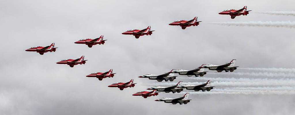 REVIEW: Royal International Air Tattoo 2017, RAF Fairford