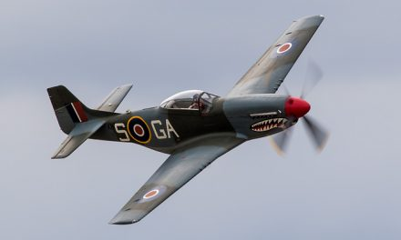 REVIEW: Old Buckenham Airshow 2017