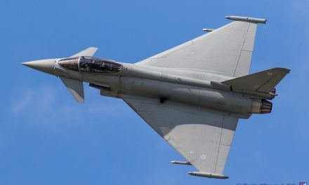 AIRSHOW NEWS: RAF Typhoon Display Team Display Dates 2018
