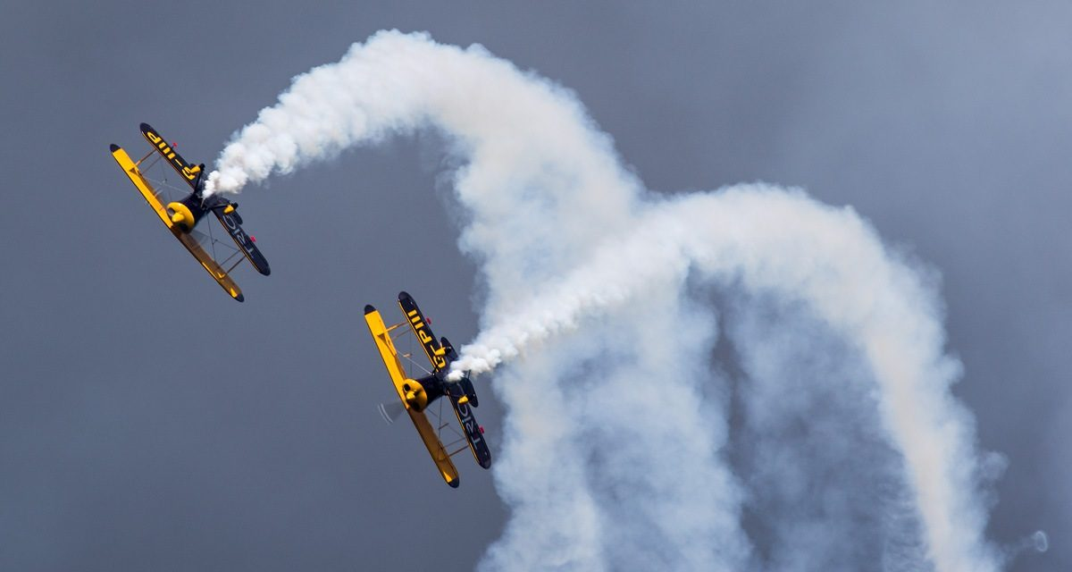 AIRSHOW NEWS: Civil Aviation Authority issues CAP403 Issue 15