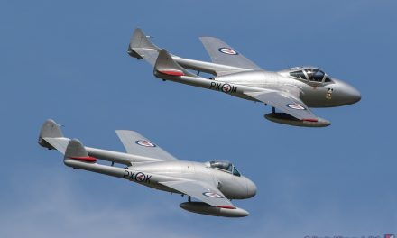 AIRSHOW NEWS: Cold war jets and war veteran Spitfire join Haven Great Yarmouth Air Show line-up