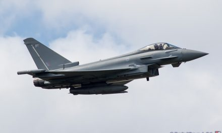 AIRSHOW NEWS: Crowd pulling RAF Typhoon unveiled for Clacton Airshow