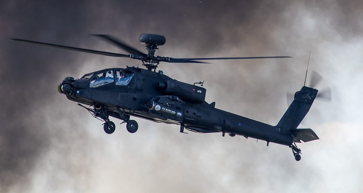AIRSHOW NEWS: Thrilling helicopter showcase announced for the RAF Cosford Air Show