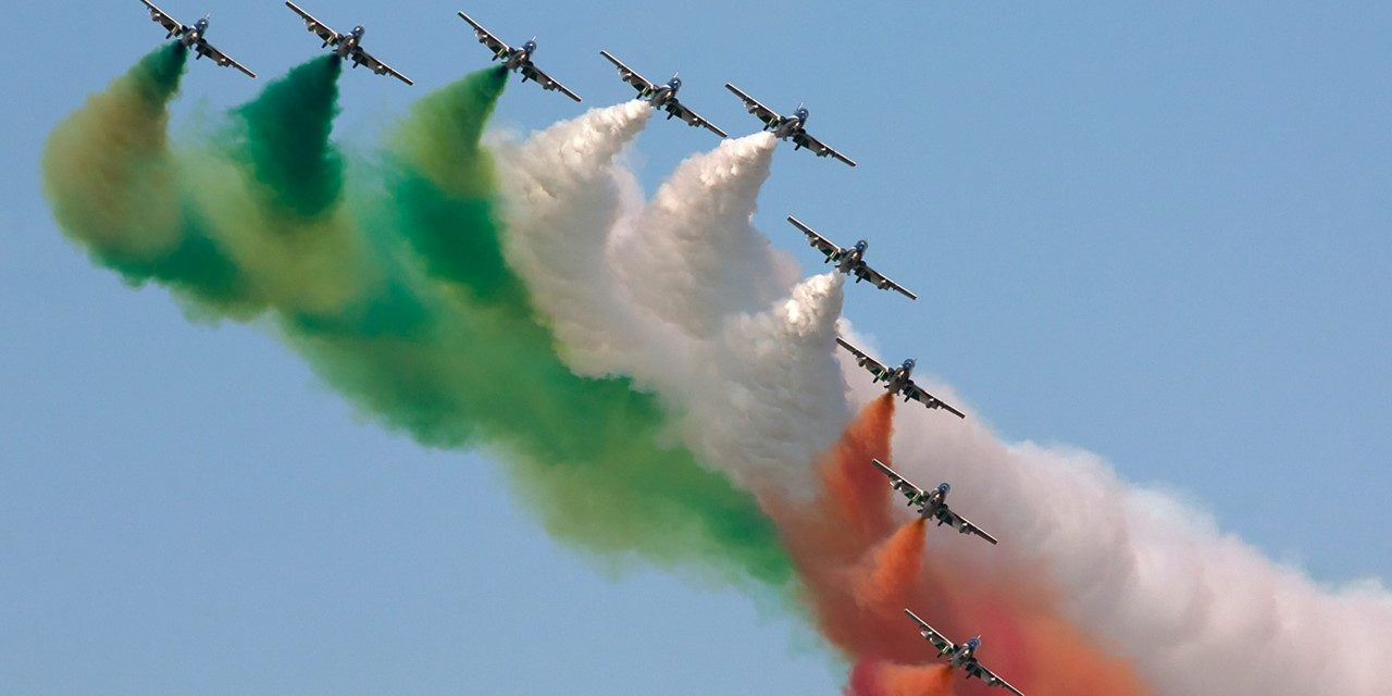 AIRSHOW NEWS: Sanicole prepares for special 40th International Airshow