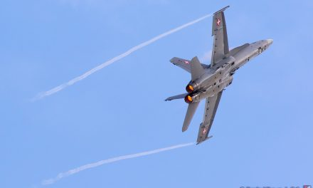 AIRSHOW NEWS: Swiss Air Force F/A-18C Hornet Display Team Dates 2018