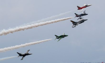 Airshows: Honouring the Past, Inspiring the Future