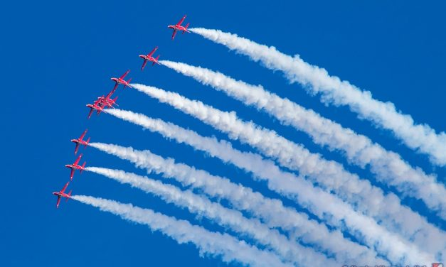 AIRSHOW NEWS: Red Arrows confirmed to headline Haven Great Yarmouth Air Show