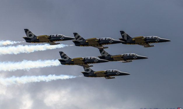 AIRSHOW NEWS: Breitling Jet Team Confirm Only UK Display Date – And It's Bournemouth!