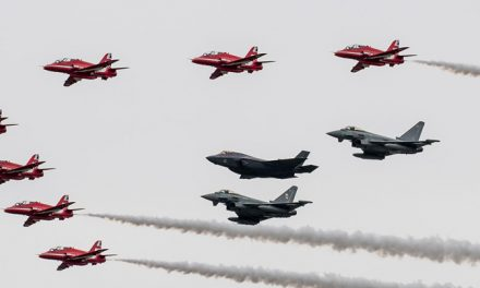 AIRSHOW NEWS: RAF100 Events in 2018