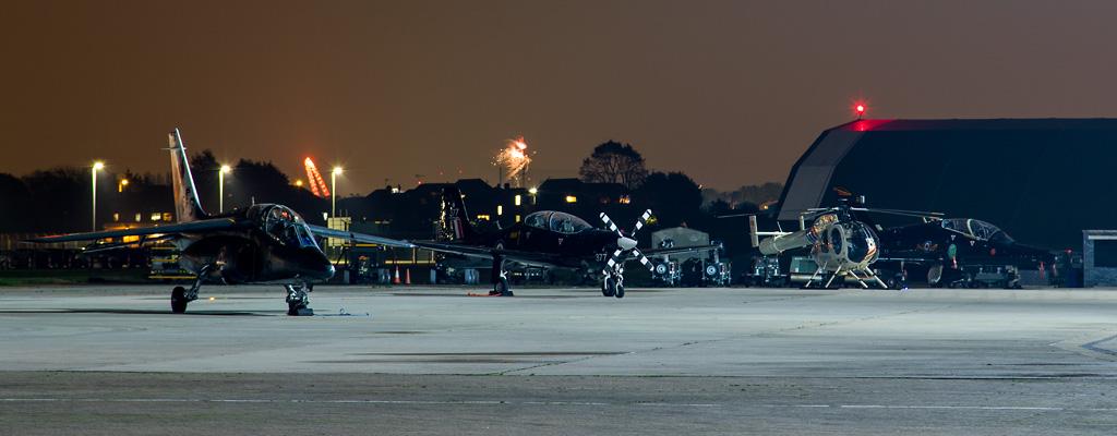 REVIEW: RAF Northolt Nightshoot XXIII