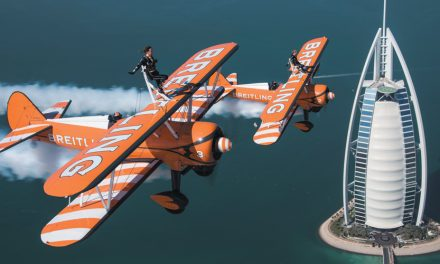 AIRSHOW NEWS: AeroSuperBatics Wingwalking team offer unique sponsorship opportunity and seek new recruits!