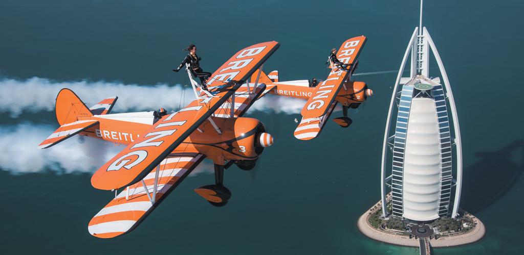 AIRSHOW NEWS: AeroSuperBatics Wingwalking team offer unique sponsorship opportunity and seek new recruits!