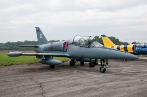 Lithuanian Air Force L-39 - Duncan Monk