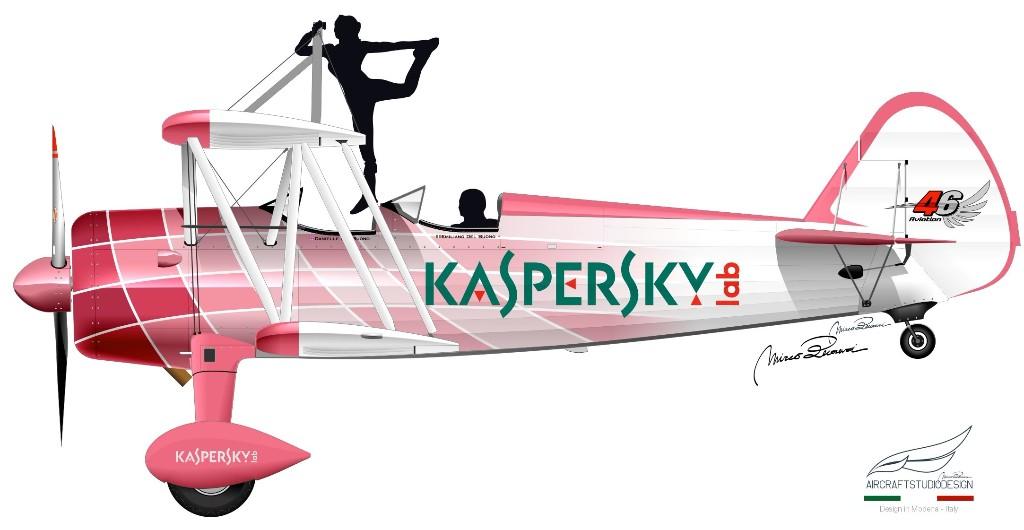 AIRSHOW NEWS: Kaspersky Lab to sponsor 46 Aviation SA