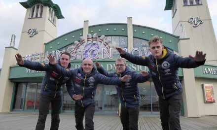 AIRSHOW NEWS: Skydiving soldiers join the Haven Great Yarmouth Air Show action