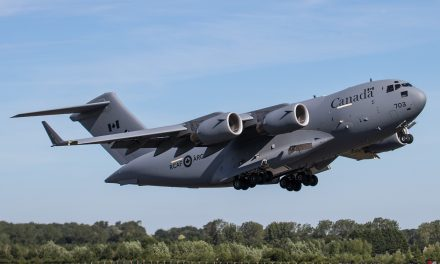 AIRSHOW NEWS: Canadians Boost Air Tattoo Participation