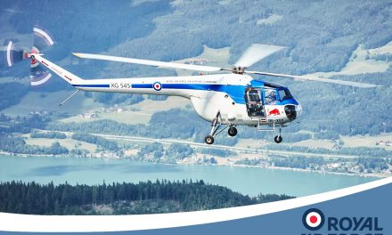AIRSHOW NEWS: Historic Helicopters added to RAF Cosford Air Show Line-up