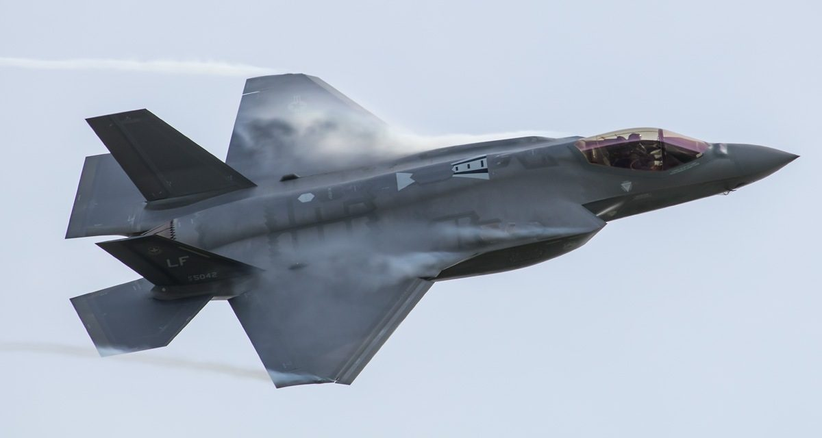 AIRSHOW NEWS: Updated USAF F-35 Heritage Flight Schedule