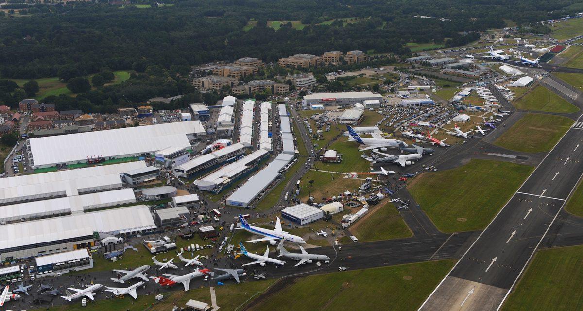 AIRSHOW NEWS: Farnborough International Launches Trade Visitor Sales