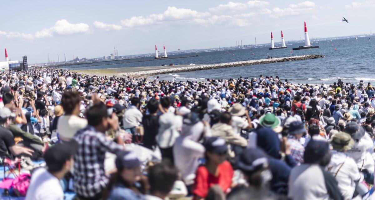 RED BULL AIR RACE: Home race for Muroya as Red Bull Air Race adds Japan to 2018 calendar