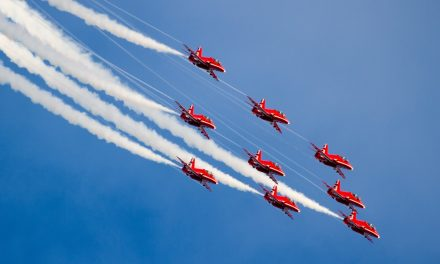 AIRSHOW NEWS: Smoke on! Red Arrows Headline RAF100 Tribute at RNAS Yeovilton International Air Day