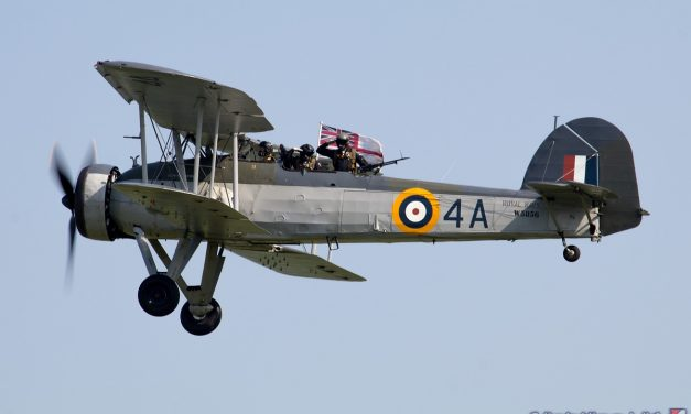 AIRSHOW NEWS: Shuttleworth Trust and NavyWings amongst recipients of Culture Recovery Fund