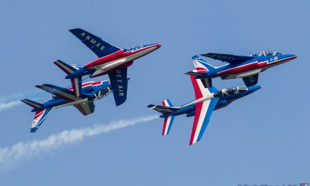 AIRSHOW NEWS: Patrouille de France International Displays 2019