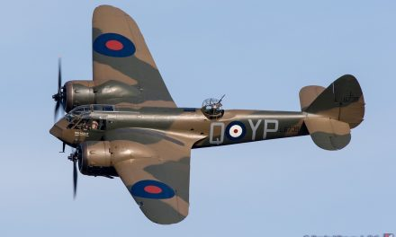 AIRSHOW NEWS: Line Up for Scotland's National Airshow at East Fortune confirmed