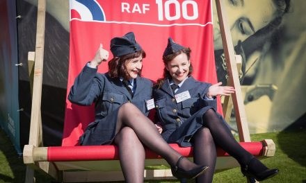 NEWS: Thousands come to RAF100 Aircraft Tour in Cardiff
