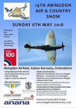 Abingdon Air & Country Show 2018