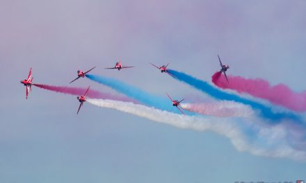 AIRSHOW NEWS: Blackpool Air Show 2021 Has Been Cancelled