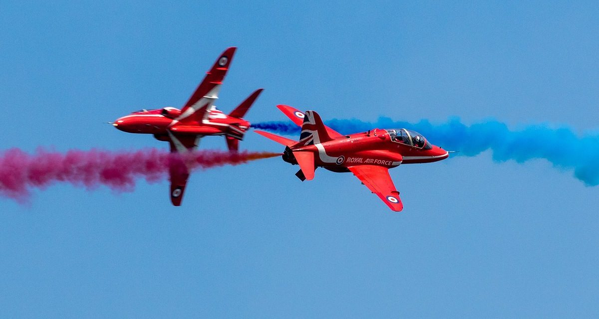 AIRSHOW NEWS: Weston Air Festival Announces Full Line Up