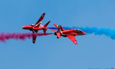 AIRSHOW NEWS: RAF Red Arrows to return to Torbay Airshow for first display of the season
