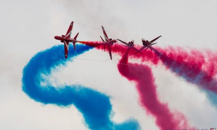 AIRSHOW NEWS: Negative COVID-19 Test required for all 2021 Midlands Air Festival attendees