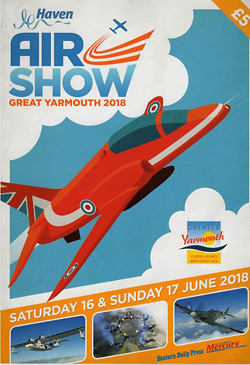 Haven Great Yarmouth Airshow 2018