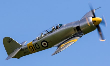 REVIEW: RFC Rendcomb Aerial Pageant