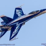 AIRSHOW NEWS: Royal Canadian Air Force CF-18 Demo Team 2020 Schedule